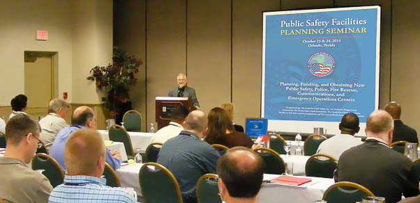 Center for Public Safety Seminar