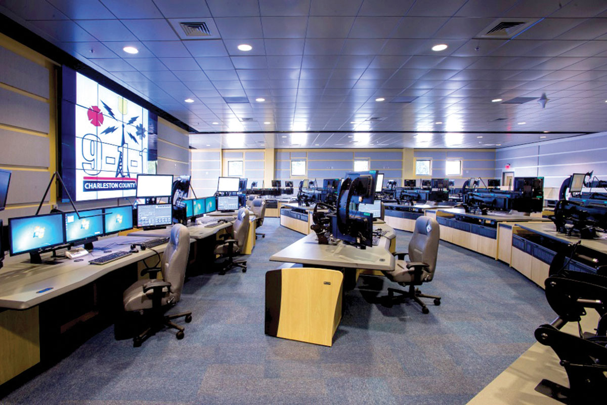 Charleston County Consolidated EOC and 911 Communications Center