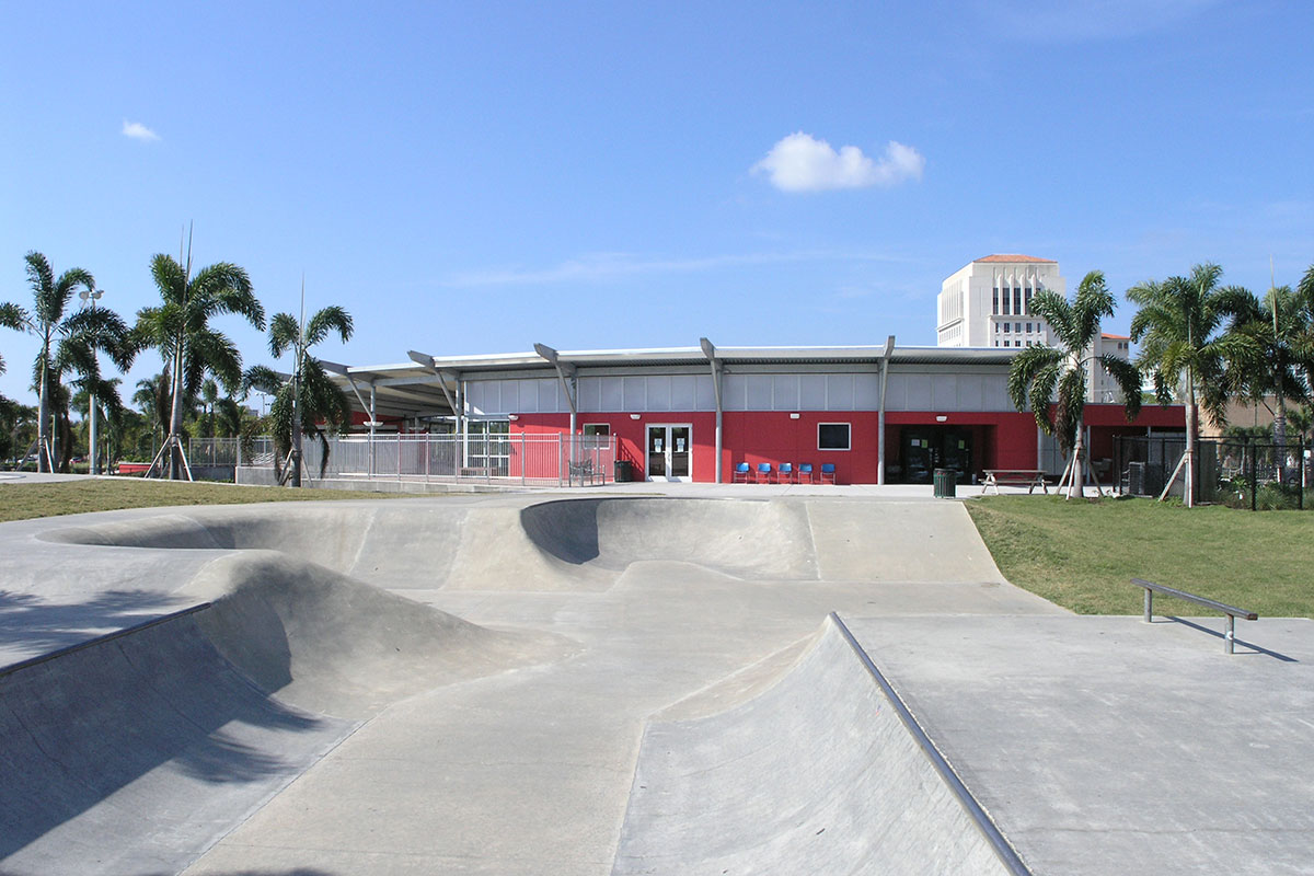 Payne Park Master Plan and Skate Park