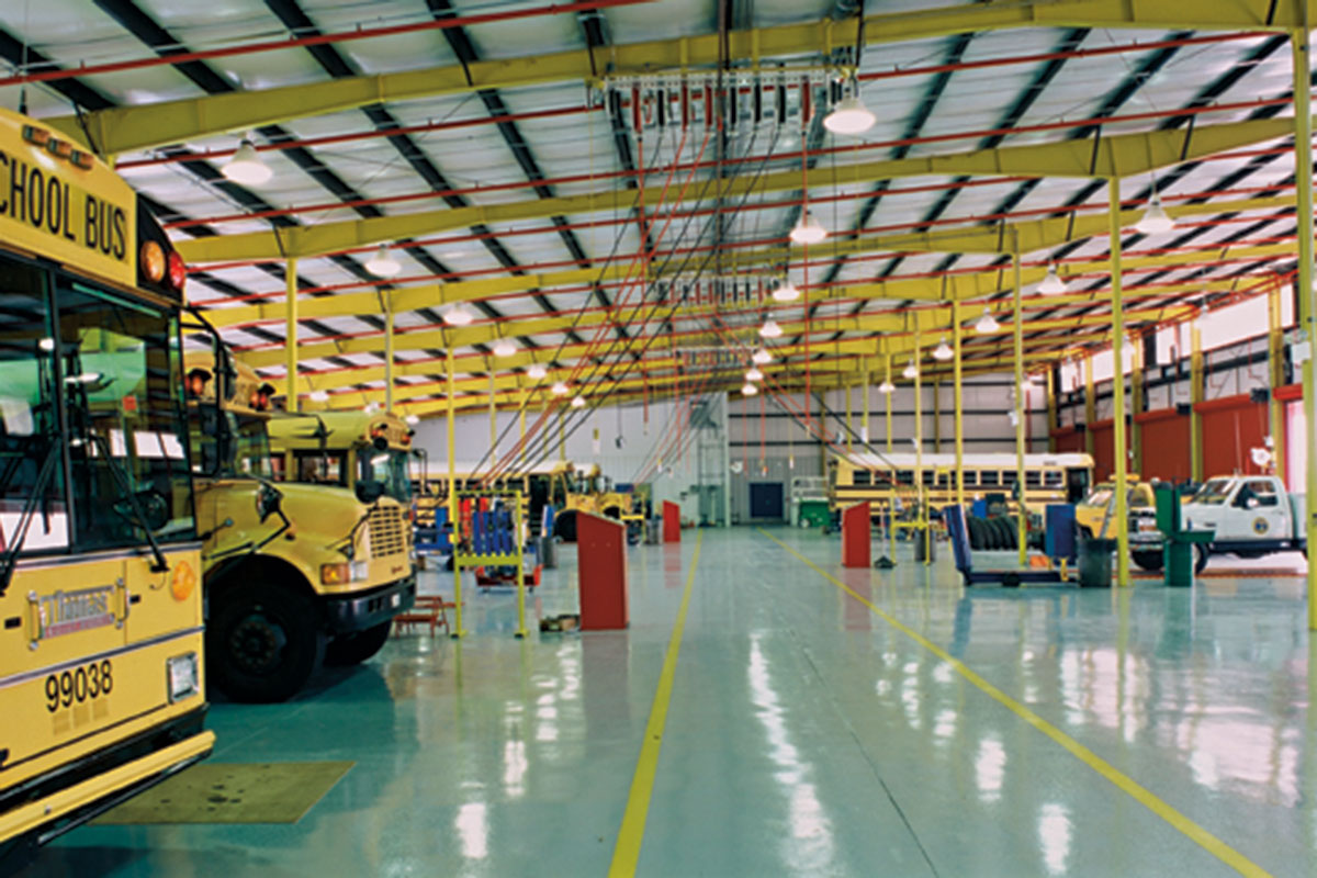 School District of Osceola County Transportation Operations Facility
