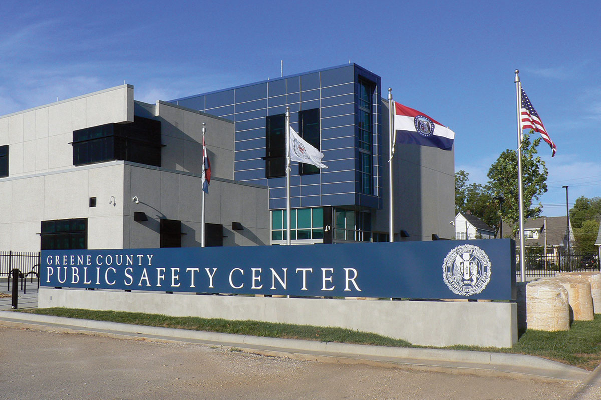 Springfield - Greene County Public Safety Coordination Center