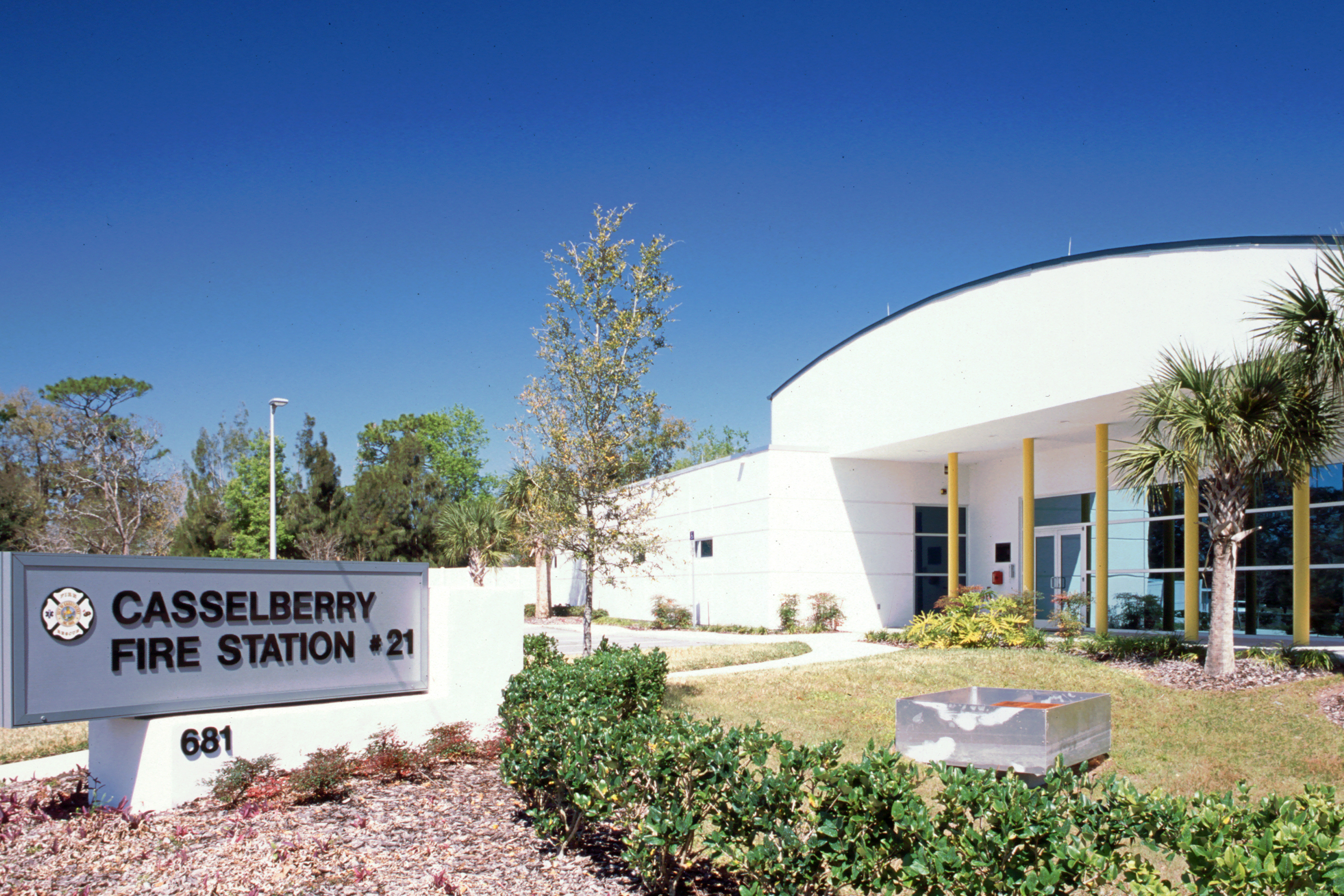 Casselberry Fire Station No. 21