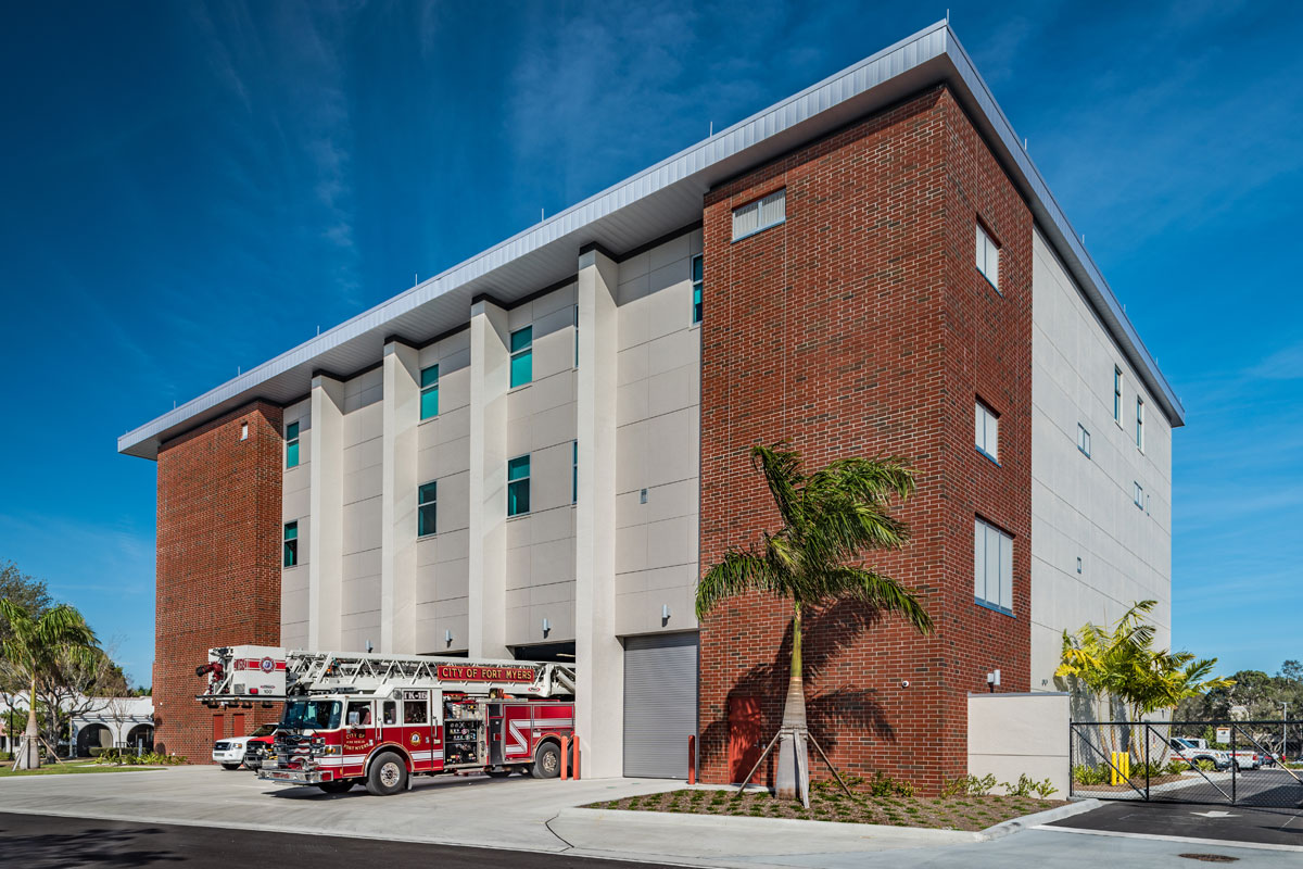 Ft. Myers Fire Administration & Station No. 1