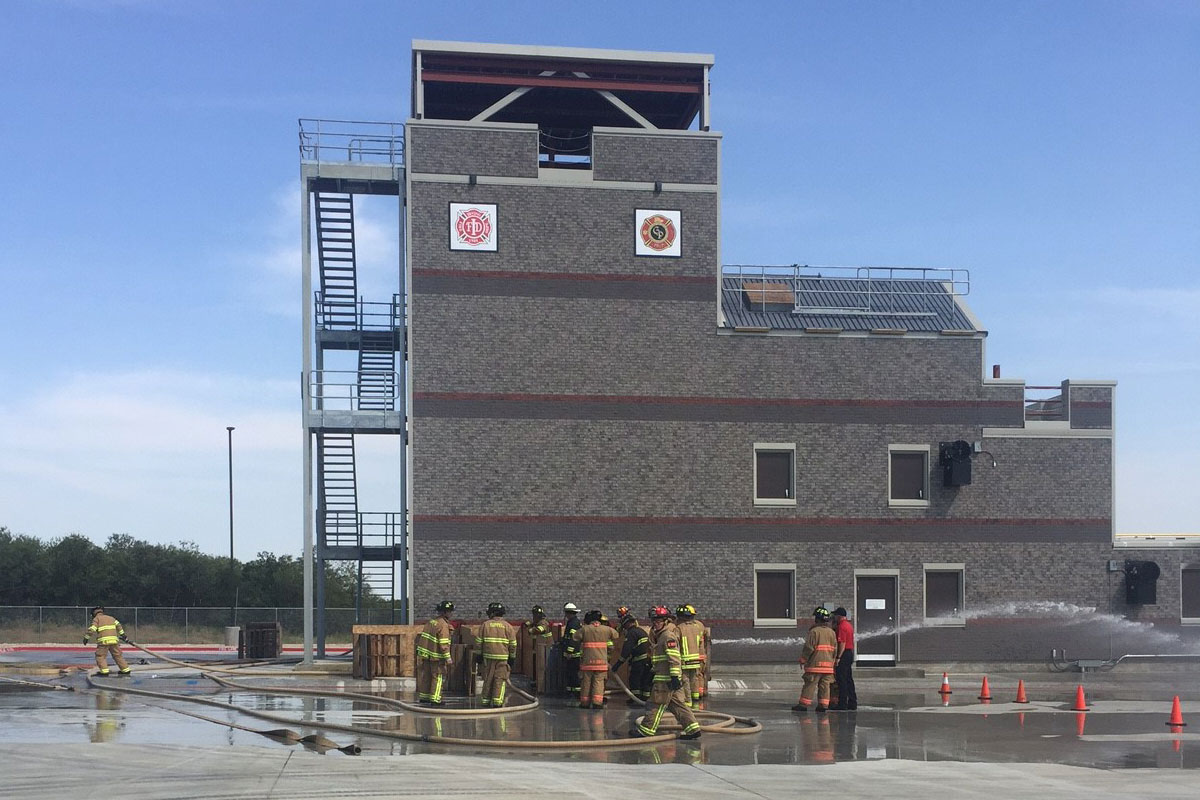 Irving Texas Joint Public Safety Training